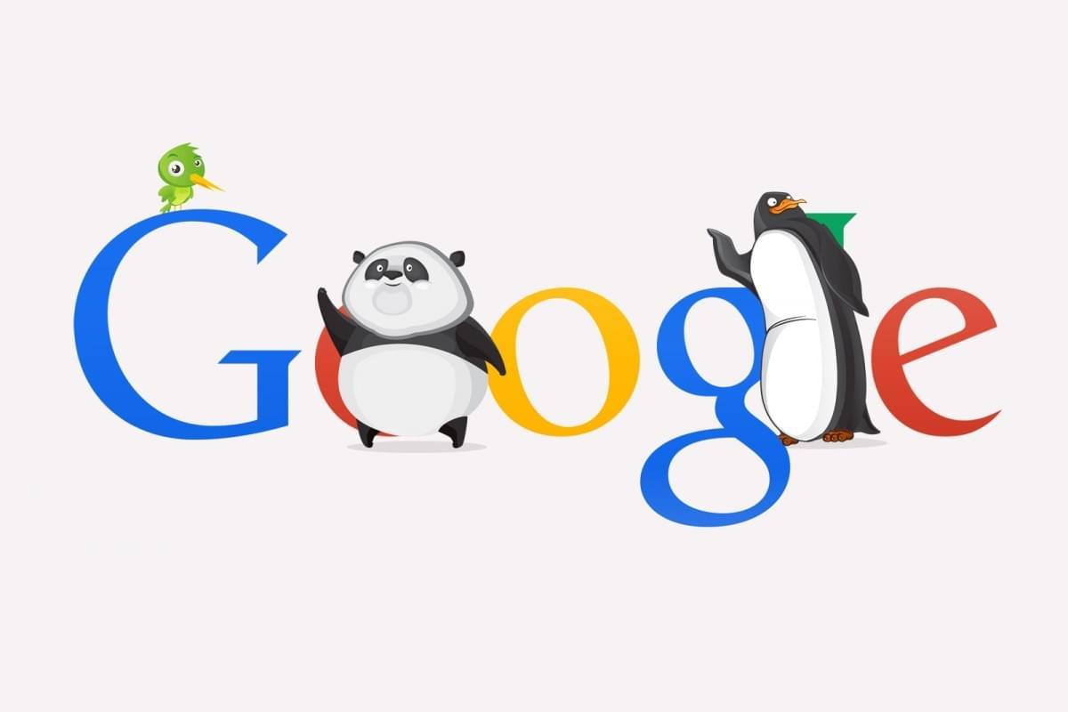 Die Schreckgespenster von Google: Penguin, Panda und Kolibri